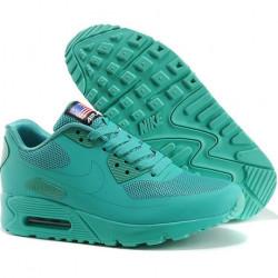 Nike AIR MAX 90 Hyperfuse PRM бирюза/зеленый